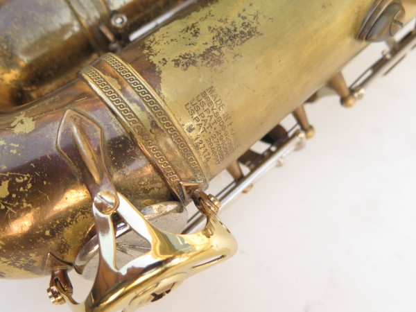 Saxophone tenor Selmer Mark 6 1965 (1)