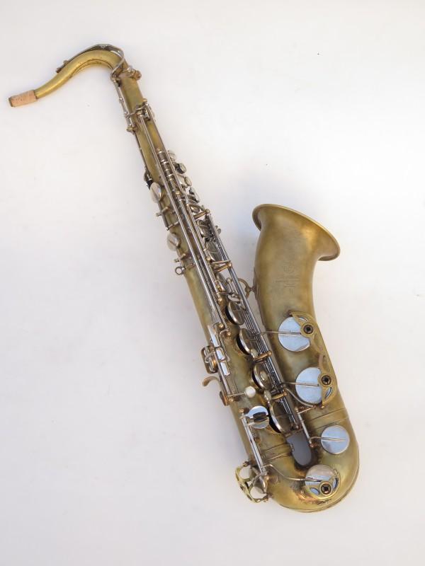 Saxophone tenor Selmer Mark 6 1965 (4)