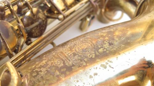 Saxophone tenor Selmer Mark 6 verni 1969 (1)