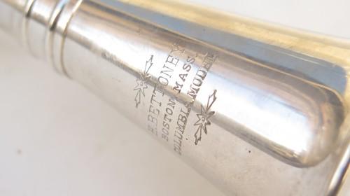 Clarinette métal sib Bb H. Bettonet Columbia model (1)