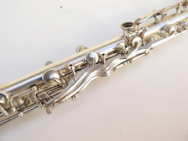 Clarinette métal sib Bb H. Bettonet Columbia model (10)