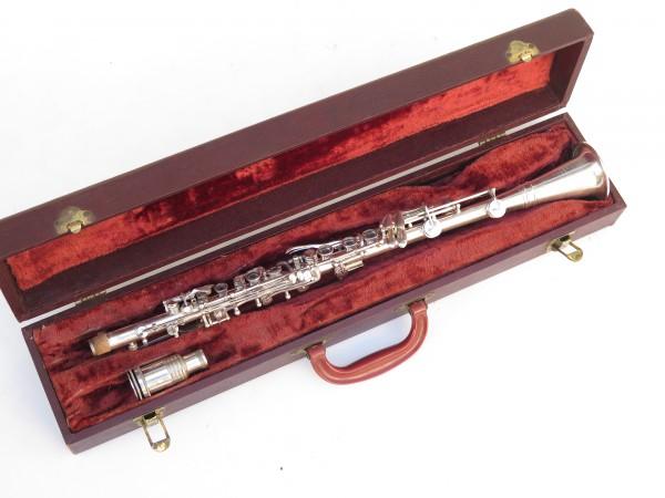 Clarinette métal sib Bb H. Bettonet Columbia model (12)