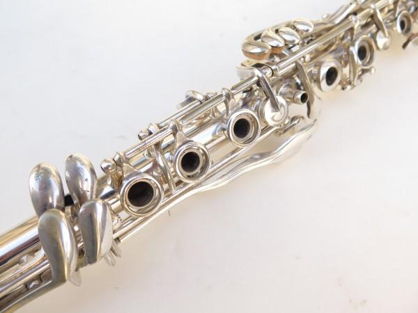 Clarinette métal sib Bb H. Bettonet Columbia model (4)