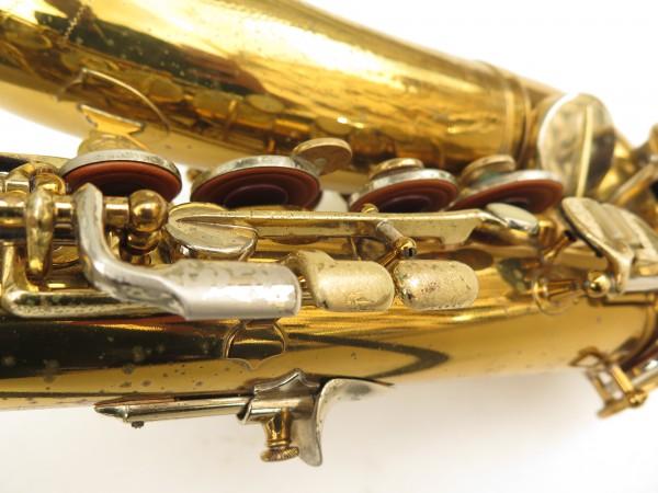 Saxophone alto Martin Handcraft committee 2 verni gravé (10)