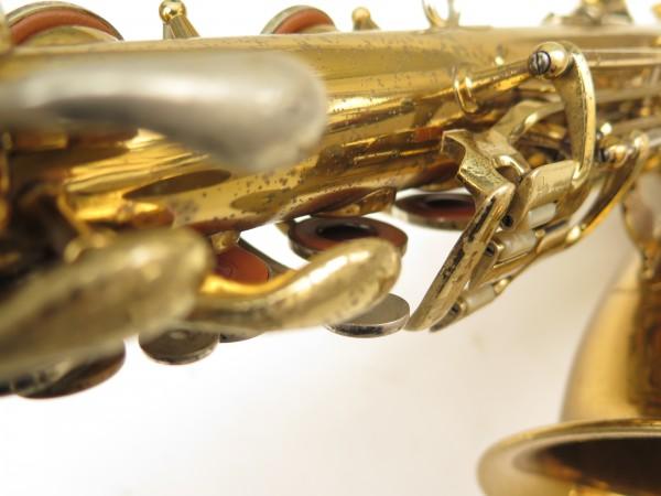 Saxophone alto Martin Handcraft committee 2 verni gravé (11)