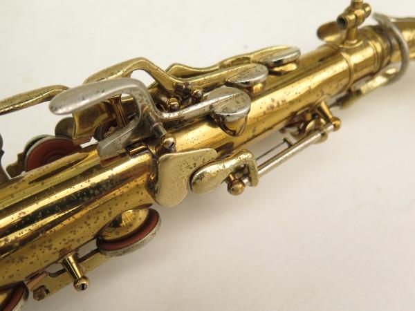 Saxophone alto Martin Handcraft committee 2 verni gravé (12)