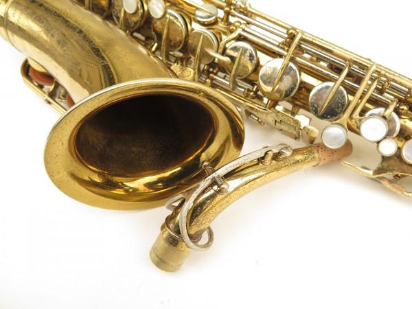 Saxophone alto Martin Handcraft committee 2 verni gravé (13)