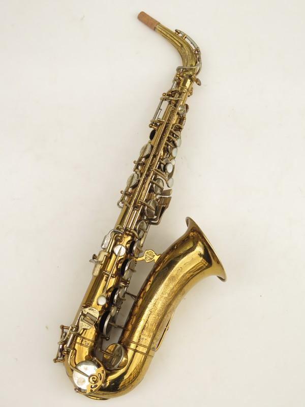 Saxophone alto Martin Handcraft committee 2 verni gravé (14)