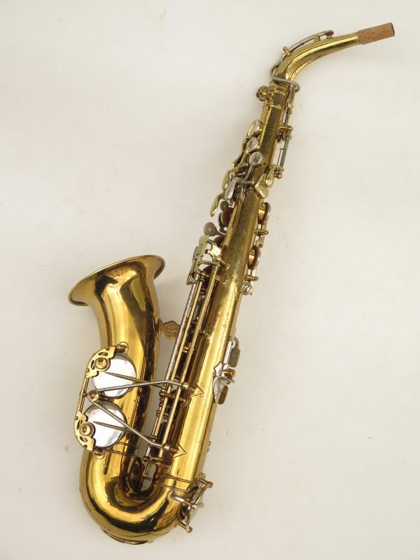 Saxophone alto Martin Handcraft committee 2 verni gravé (15)