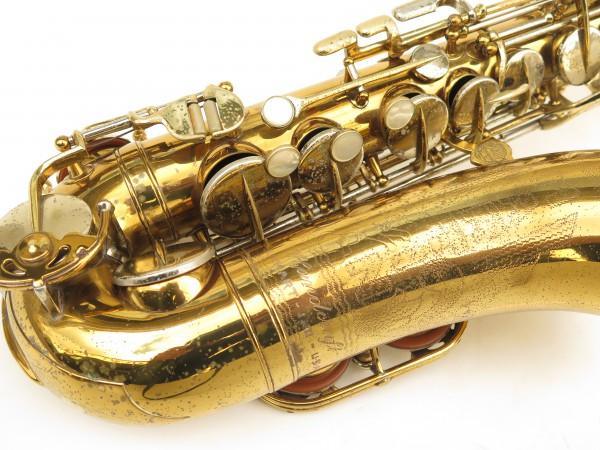 Saxophone alto Martin Handcraft committee 2 verni gravé (3)