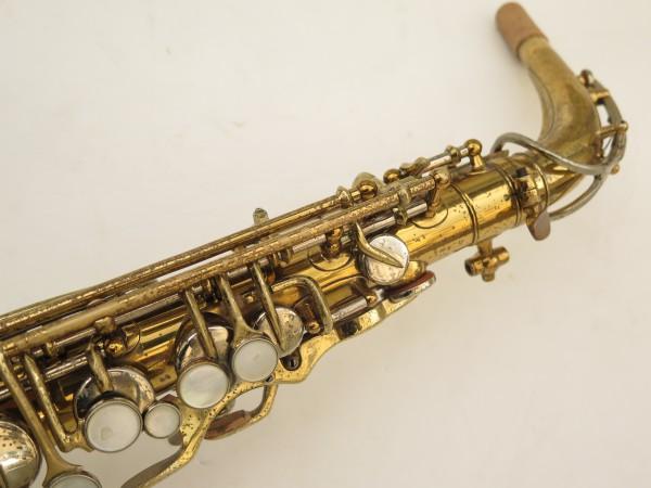 Saxophone alto Martin Handcraft committee 2 verni gravé (5)