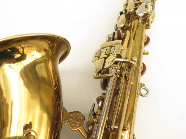Saxophone alto Martin Handcraft committee 2 verni gravé (6)