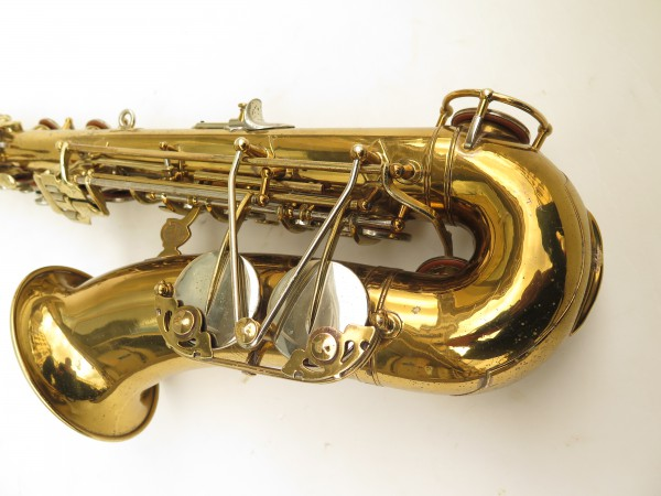 Saxophone alto Martin Handcraft committee 2 verni gravé (7)