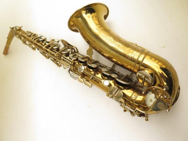 Saxophone alto Martin Handcraft committee 2 verni gravé (8)