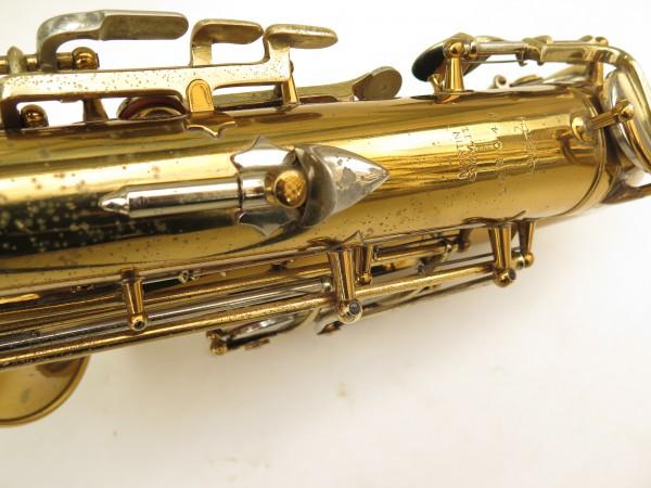 Saxophone alto Martin Handcraft committee 2 verni gravé (9)