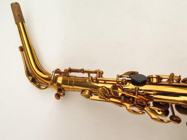 Saxophone alto Selmer Reference 54 verni gravé limited edition flamingo africa sans fa# (18)