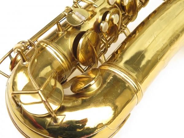 Saxophone ténor Conn 10 verni gravé ladyface (2)