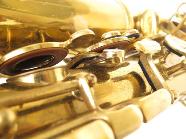 Saxophone ténor Conn transitionnel 10M verni gravé ladyface (7)