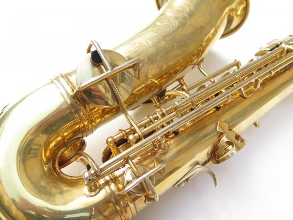 Saxophone alto Conn Chu Berry plaqué or ladyface (10)