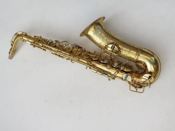 Saxophone alto Conn Chu Berry plaqué or ladyface (14)