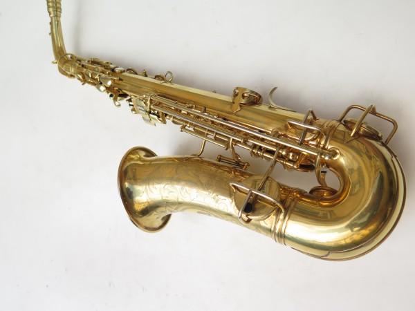 Saxophone alto Conn Chu Berry plaqué or ladyface (17)