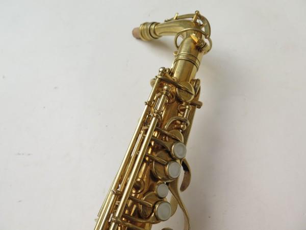 Saxophone alto Conn Chu Berry plaqué or ladyface (21)