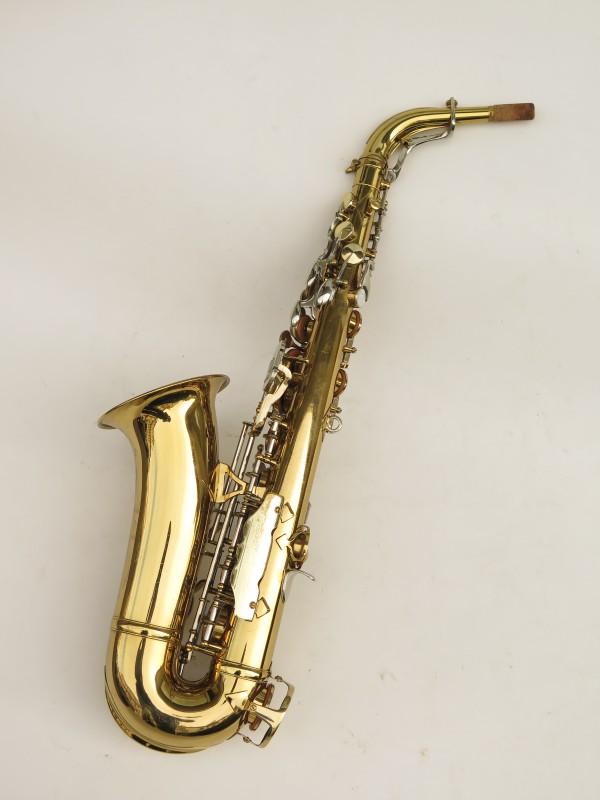 Saxophone alto King Super 20 verni gravé (10)