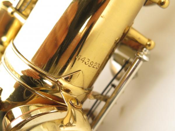 Saxophone alto King Super 20 verni gravé (11)