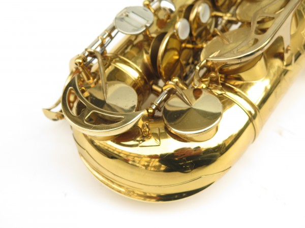 Saxophone alto King Super 20 verni gravé (13)