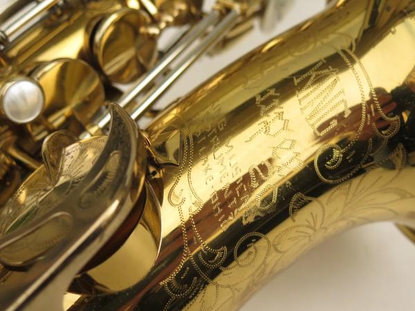 Saxophone alto King Super 20 verni gravé (14)