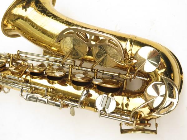 Saxophone alto King Super 20 verni gravé (15)