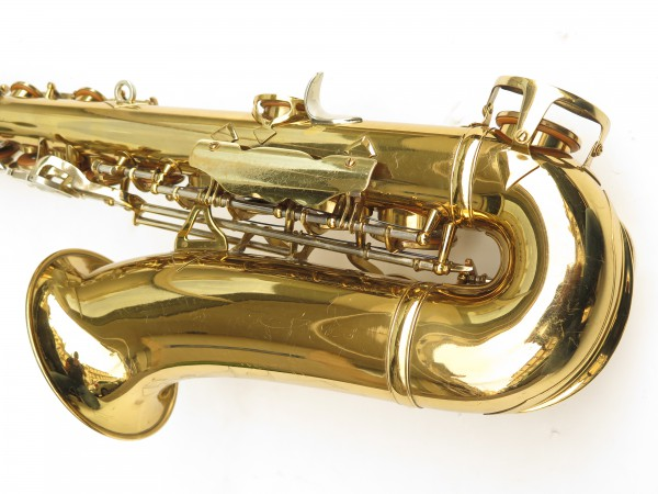 Saxophone alto King Super 20 verni gravé (17)