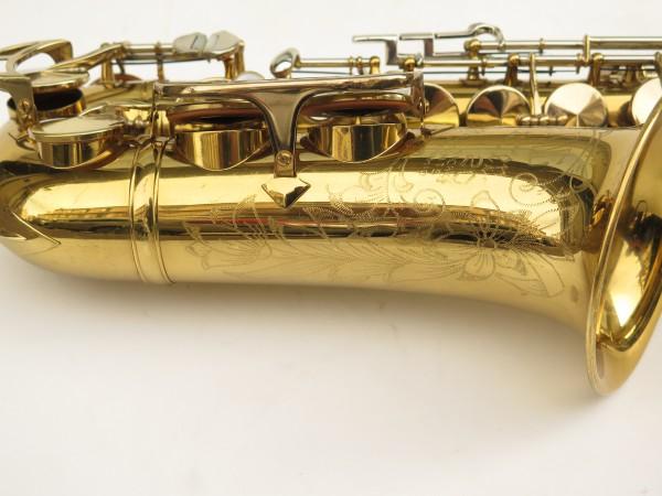 Saxophone alto King Super 20 verni gravé (3)