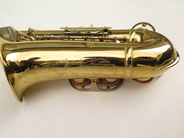 Saxophone alto King Super 20 verni gravé (4)