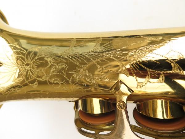 Saxophone alto King Super 20 verni gravé (5)