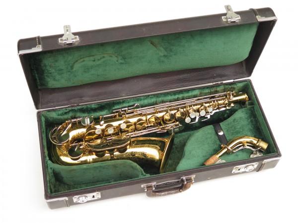 Saxophone alto King Super 20 verni gravé (8)