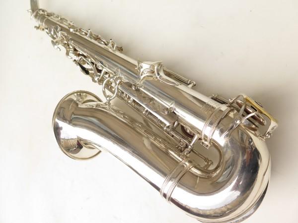 Saxophone alto Selmer Super Balanced Action argenté (16)