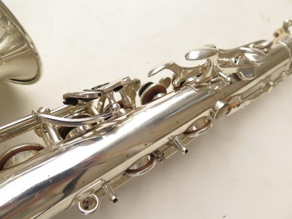 Saxophone alto Selmer Super Balanced Action argenté (17)