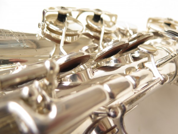 Saxophone alto Selmer Super Balanced Action argenté (18)