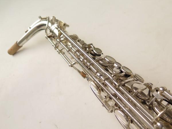 Saxophone alto Selmer Super Balanced Action argenté (21)
